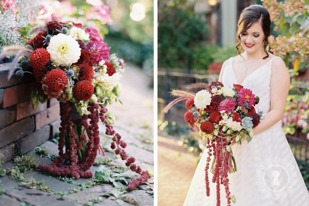Park-City-Utah-Florist-Wedding